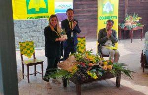 STAMPA – QUOTIDIANO LA PROVINCIA – Anbi Lazio protagonista all'Oscar Green alla vigilia della settimana della bonifica